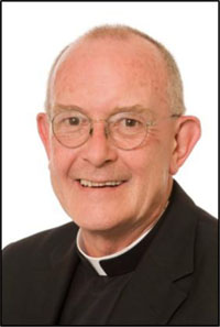 Reverend Canon Stephen Williams